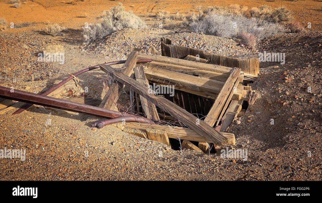 Gold Mine Shaft Stock Photos & Gold Mine Shaft Stock Images - Alamy