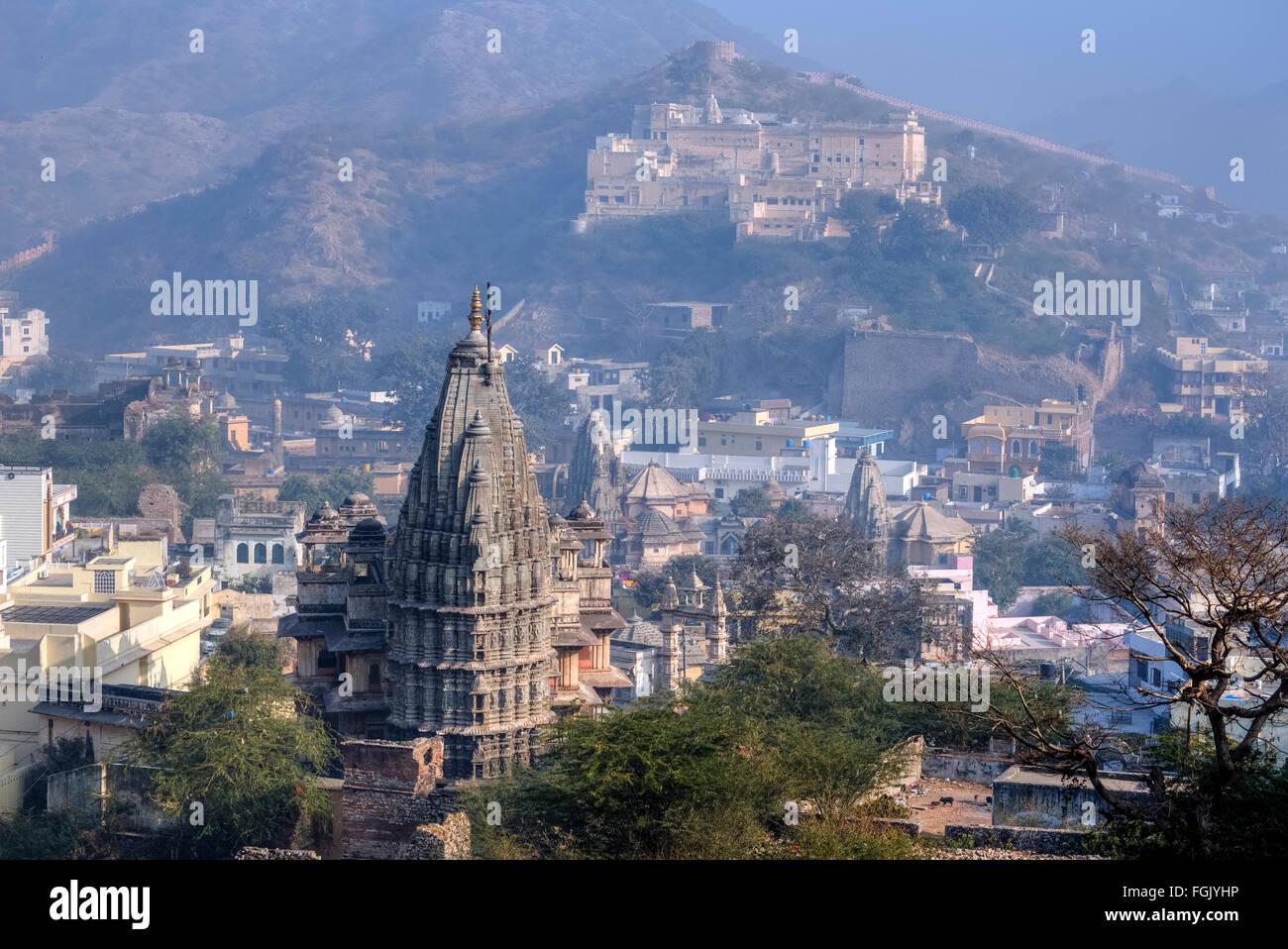 Jaipur, Rajasthan, India - Stock Image