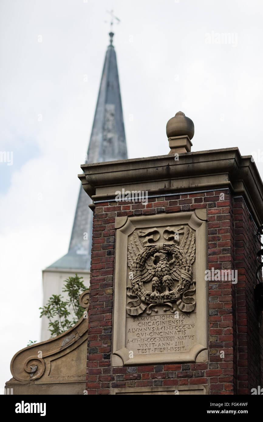 August 2015 Cambridge, Massachusetts, USA.  Harvard University. Stock Photo
