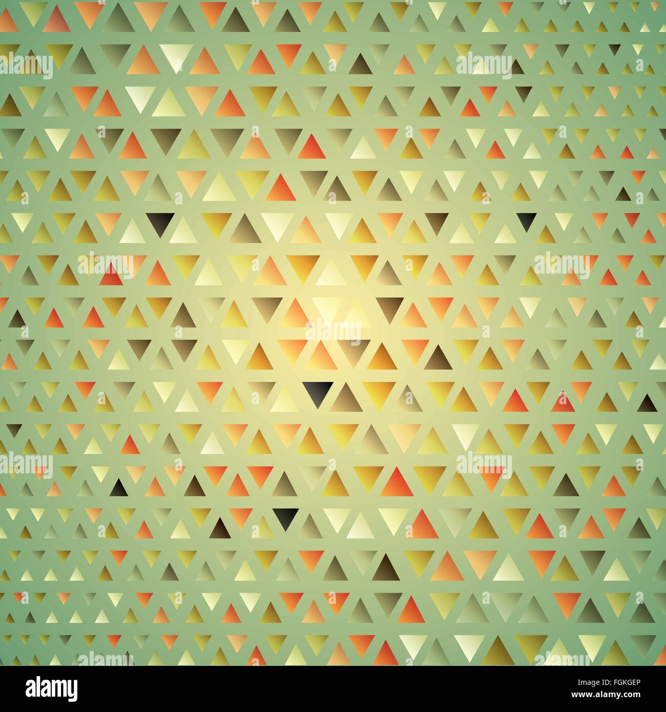 Texture with trianglesMosaic. can be used for wallpaper, pattern fills, web page background, surface textures. - Stock Vector