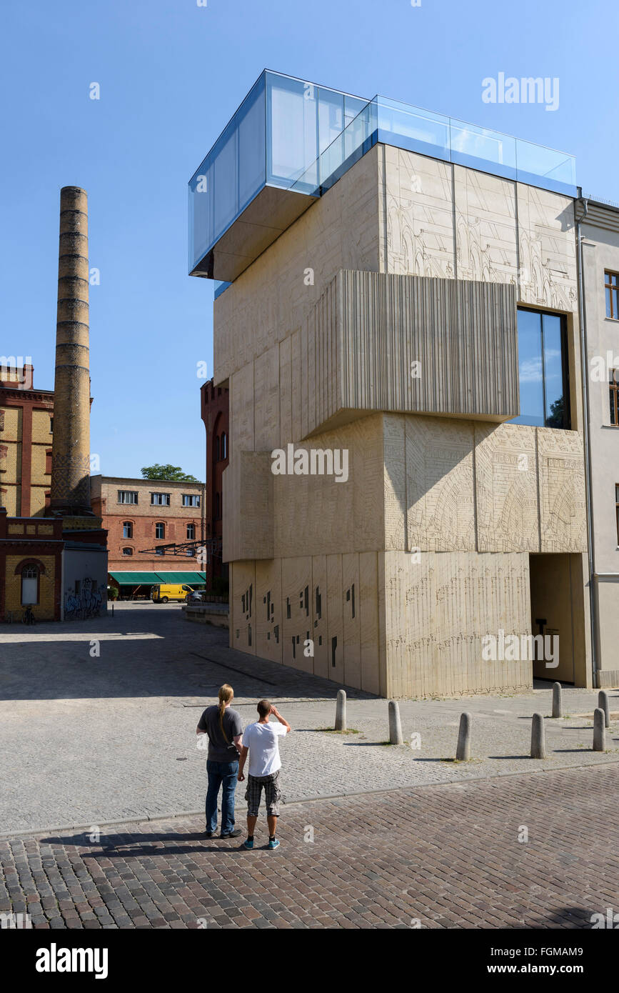 berlin germany the tchoban foundation museum for architectural