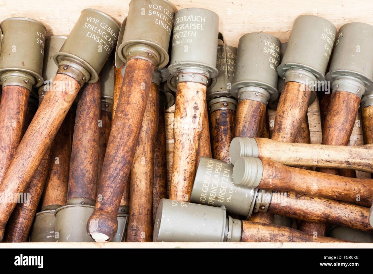 Ww2 Grenade Stock Photos & Ww2 Grenade Stock Images - Alamy
