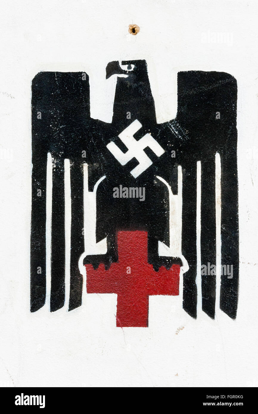 Nazi Eagle Symbol Stock Photos & Nazi Eagle Symbol Stock