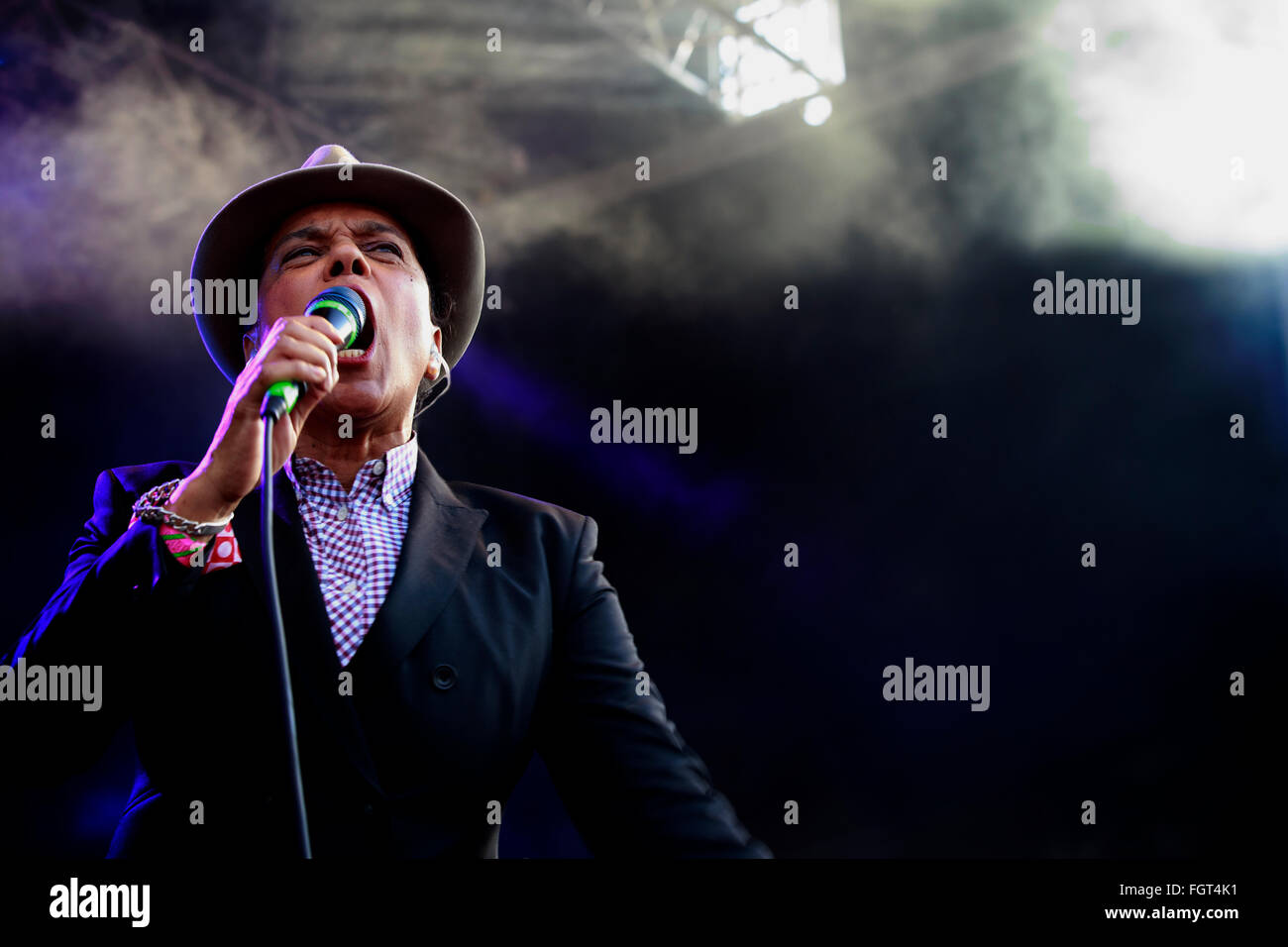 The Selecter, Village Green Music and Arts Festival, Southend-on-Sea, Essex © Clarissa Debenham / Alamy Stock Photo
