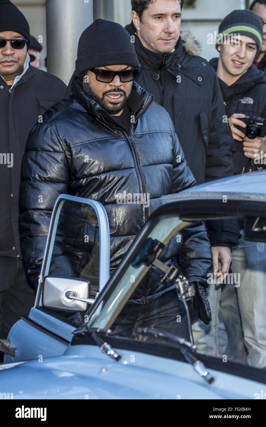 Kevin Hart And Ice Cube Are Promoting Their New Film Ride