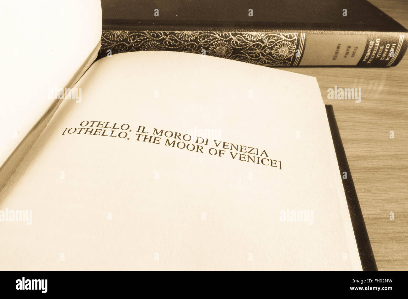 othello the moor of venice by william shakespeare