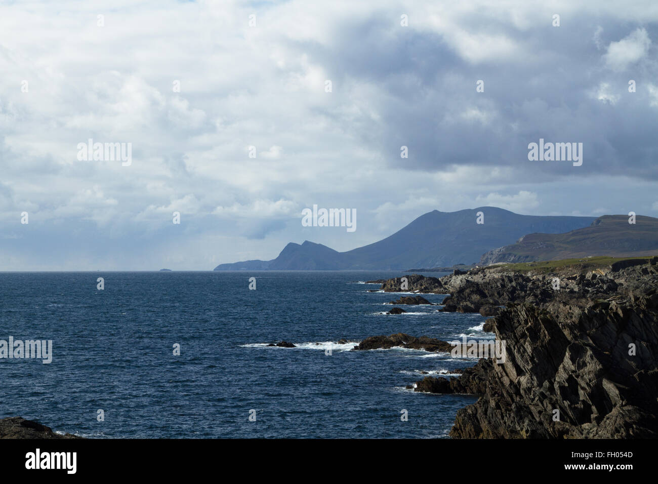 Achill, Co. Mayo, Ireland - Stock Image