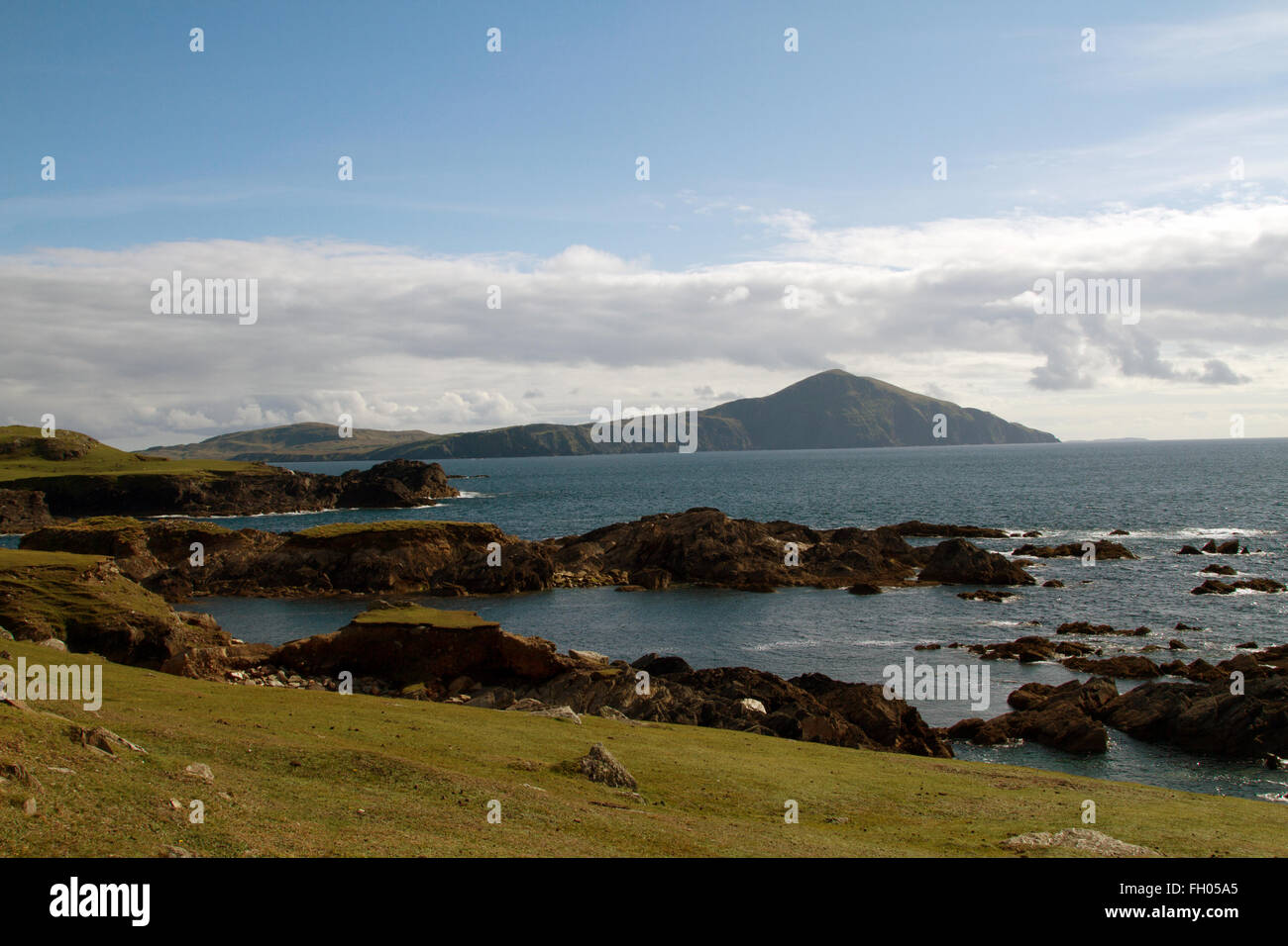Achill, Co. Mayo, Ireland - Stock Image