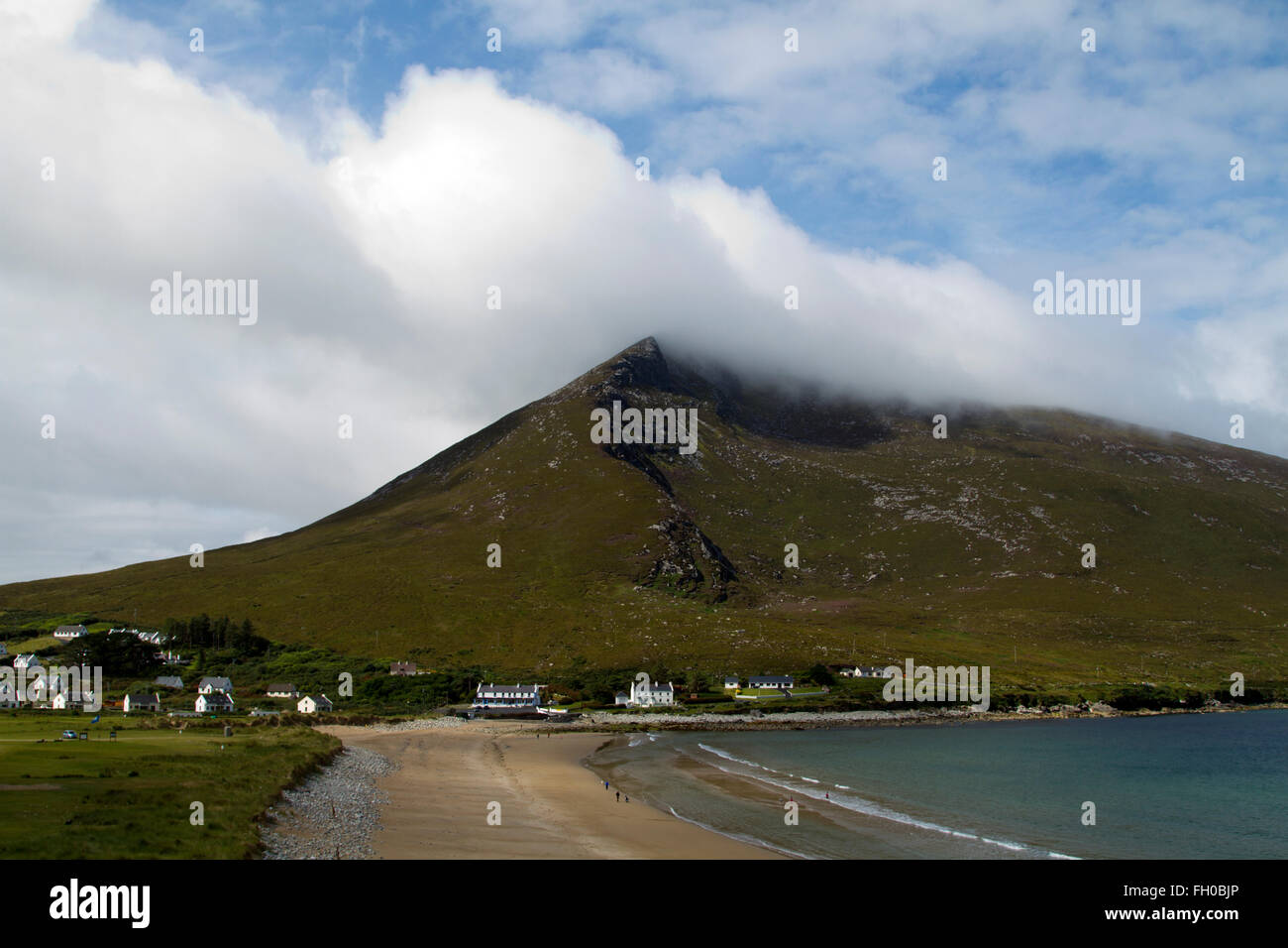 Achill, Co. Mayo, Ireland Stock Photo