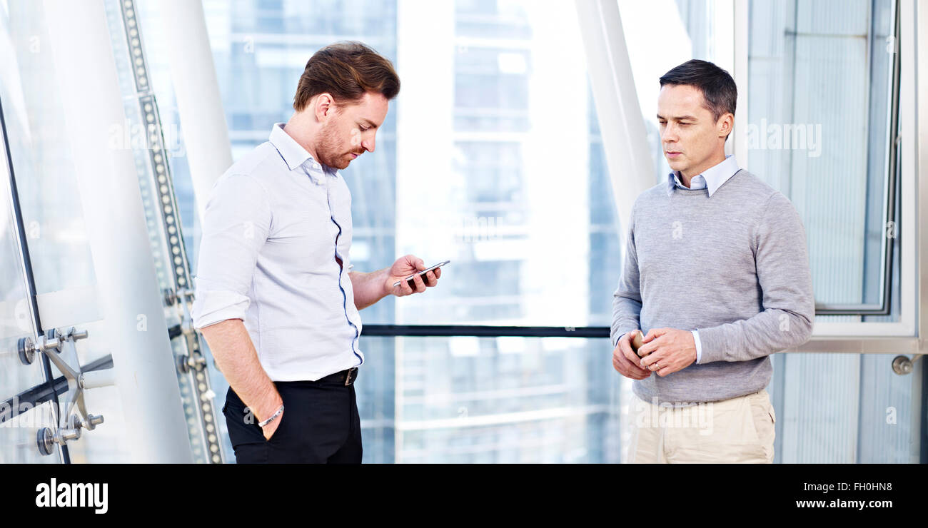managing crisis - Stock Image
