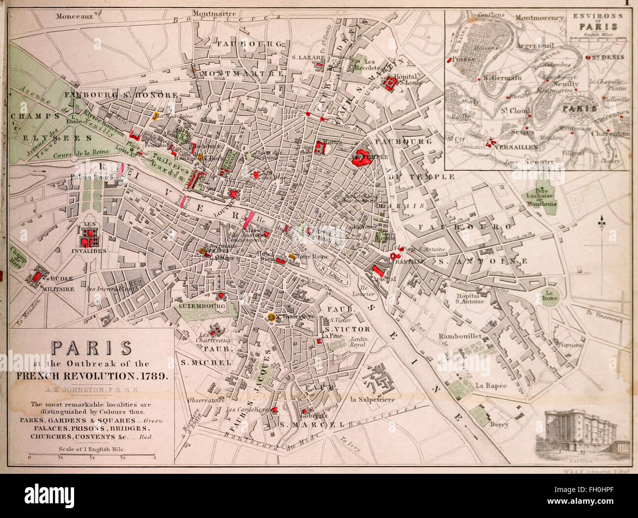 Map Of France French Revolution.1789 French Revolution Stock Photos 1789 French Revolution Stock
