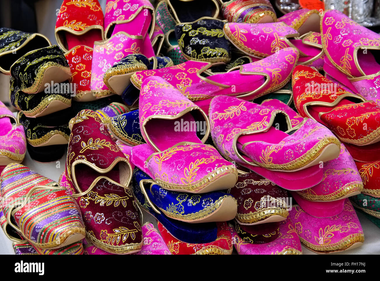 Schuhe - shoes 02 - Stock Image
