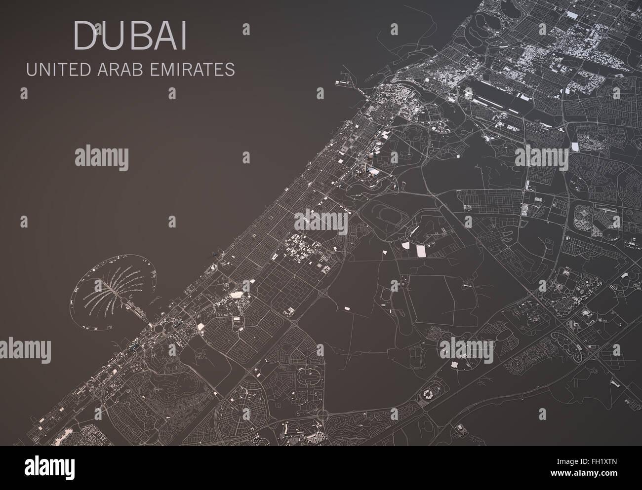 как море, фото карта араб спутник самое