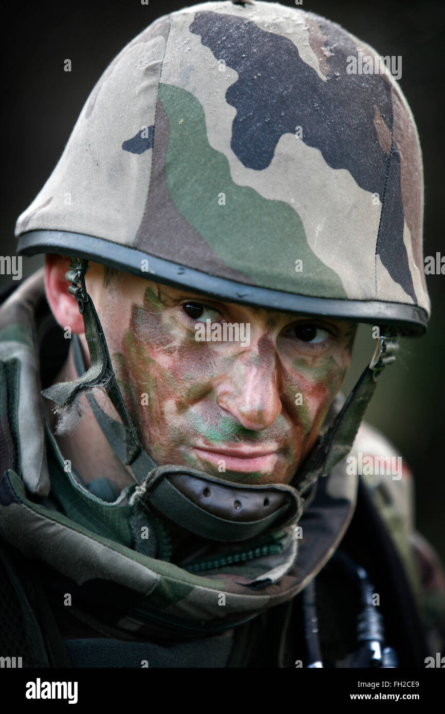 French Foreign Legion Stock Photos & French Foreign Legion