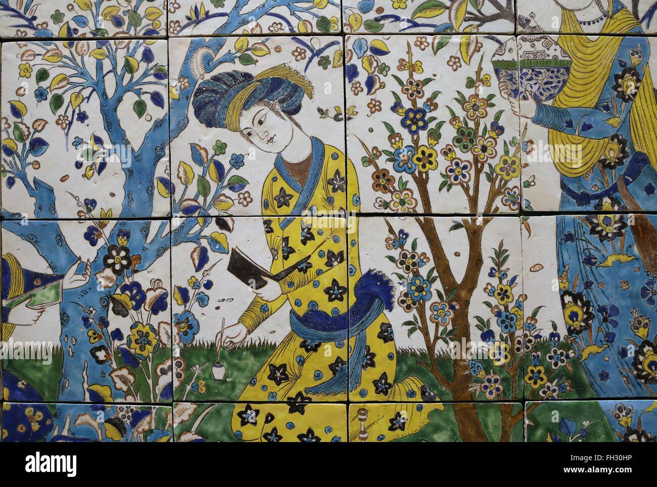 Safavid Art Stock Photos & Safavid Art Stock Images - Alamy