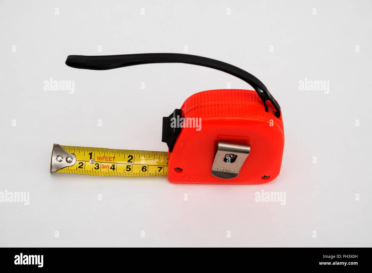yardstick tool - Stock Image