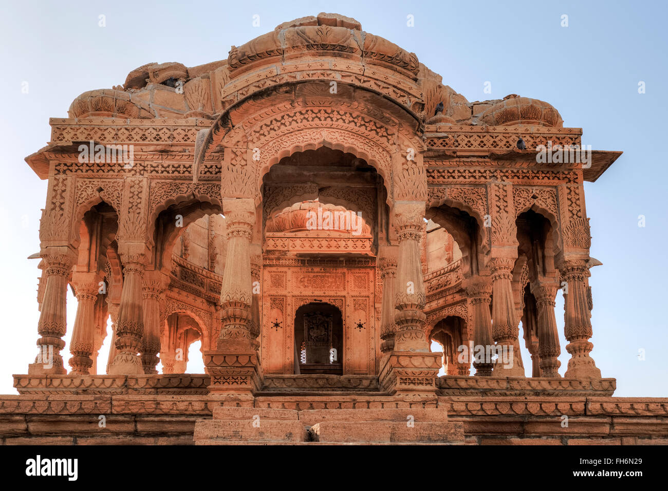Bada Bagh, Jaisalmer, Rajasthan; India; Asia Stock Photo