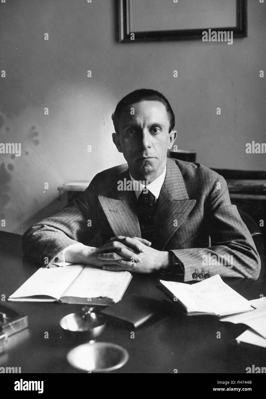 dr joseph goebbels and the nazi propaganda Joseph goebbels was appointed reich minister of propaganda on march 13th1933 goebbels proved to be an expert in his mastery of the dark art of prop  home » nazi germany » joseph goebbels.