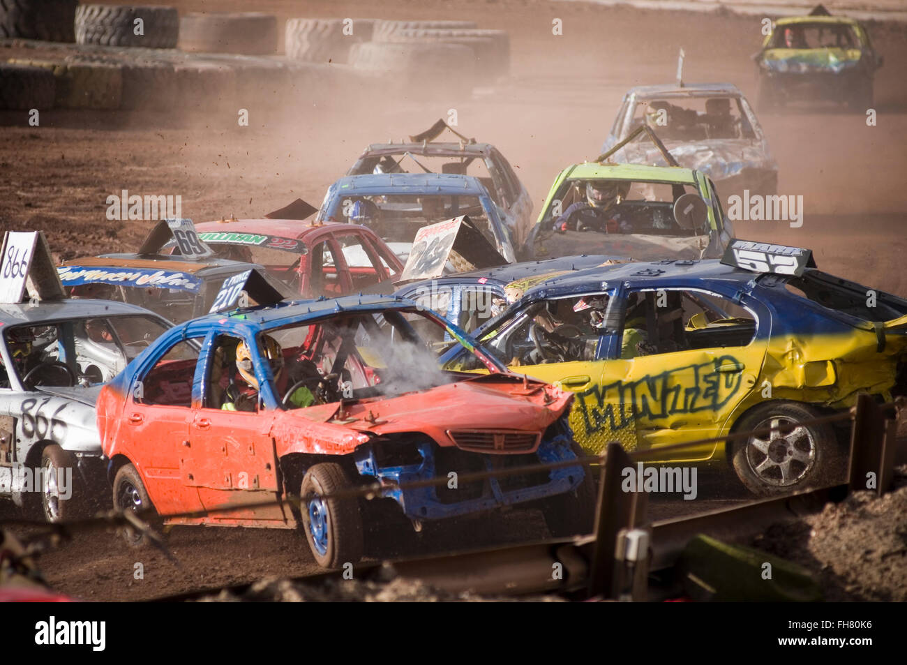 Collisions Stock Photos Images Alamy Demolition Derby Car Wiring Diagram Cars Colliding Collision Crash Crashes Crashing Race Races Racing Track Tracks Shale Banger