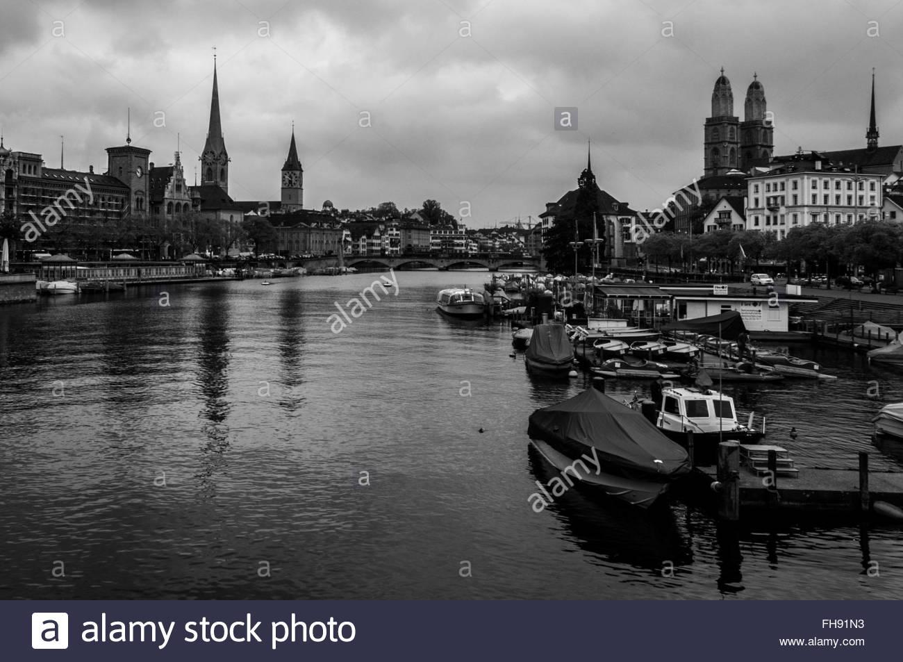 Zurich - Stock Image