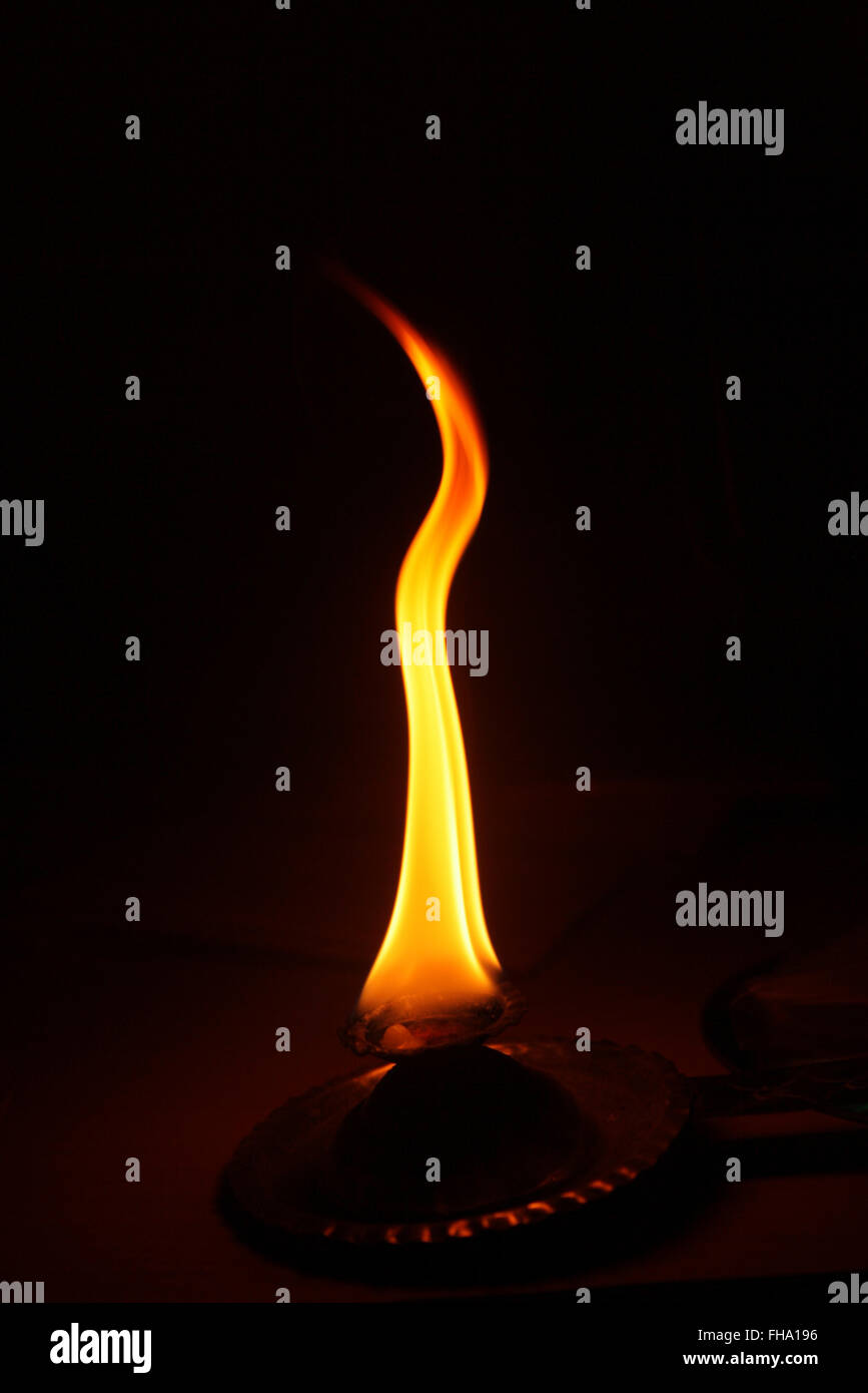 Camphor Fire Stock Photos & Camphor Fire Stock Images - Alamy
