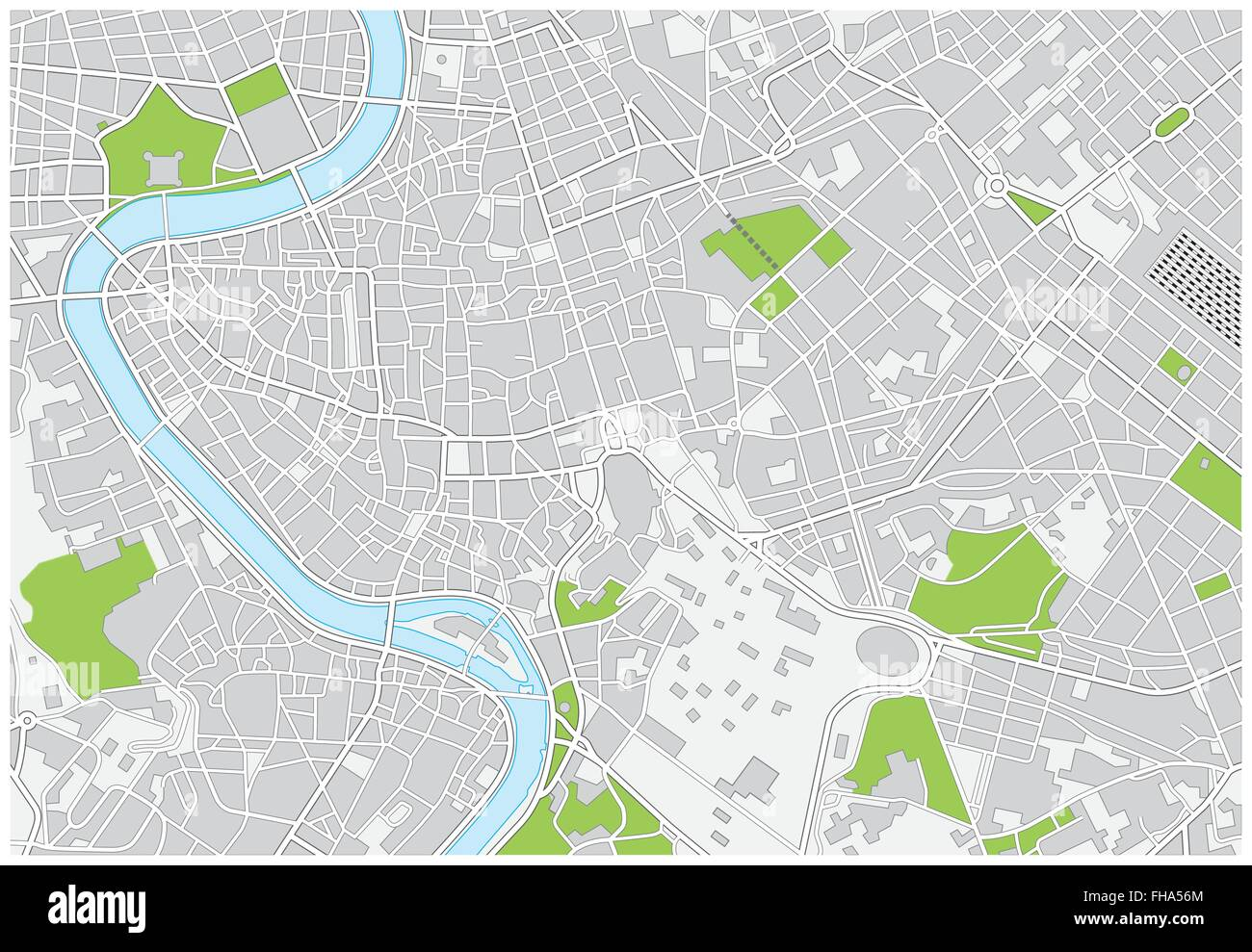 Map Of Rome Stock Photos Map Of Rome Stock Images Alamy