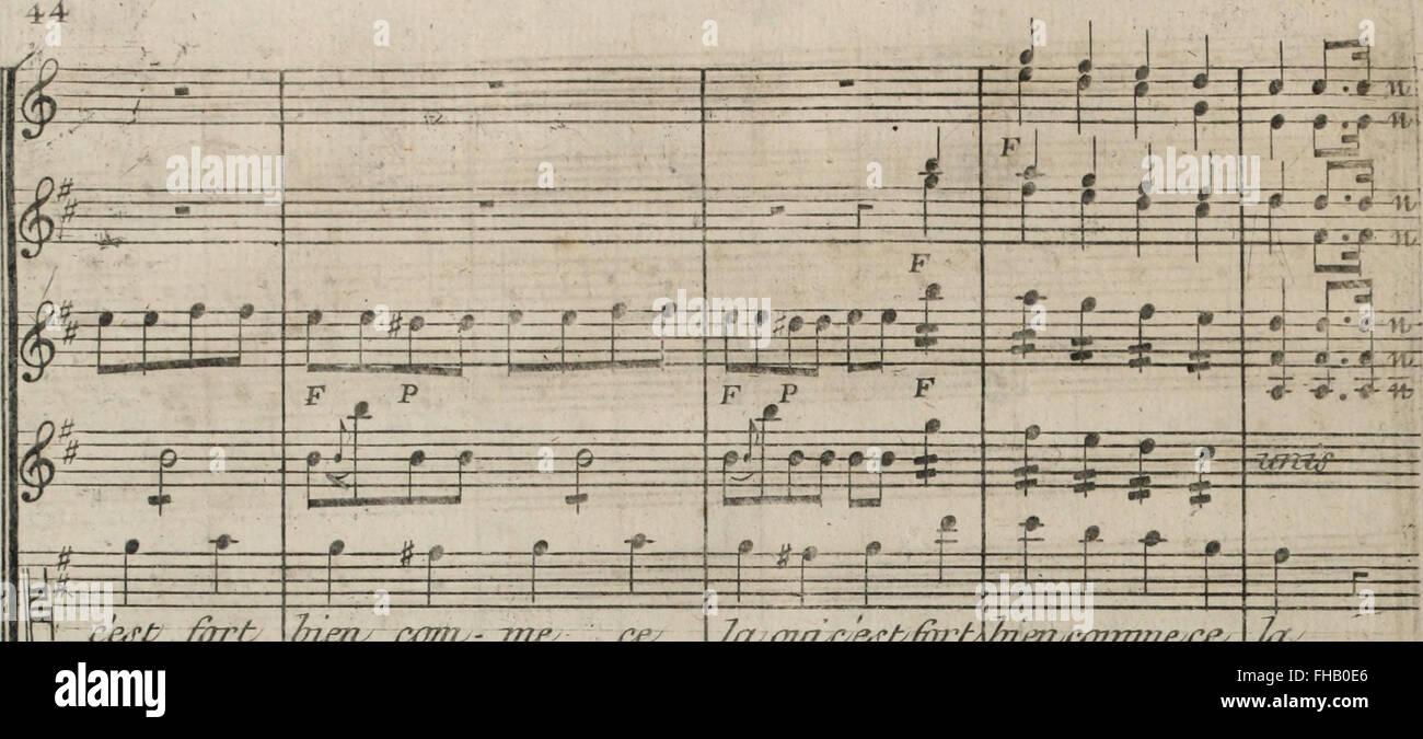 Renaud d'Ast, - comC3A9die en deux actes et en prose - Oeuvre VIII (1787)