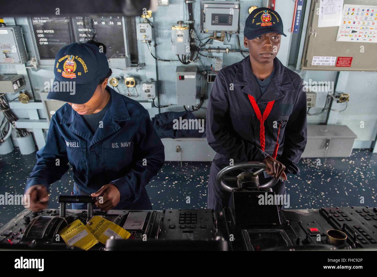 USS Theodore Roosevelt Carrier Strike Group Underway Training 14100 Stock Photo