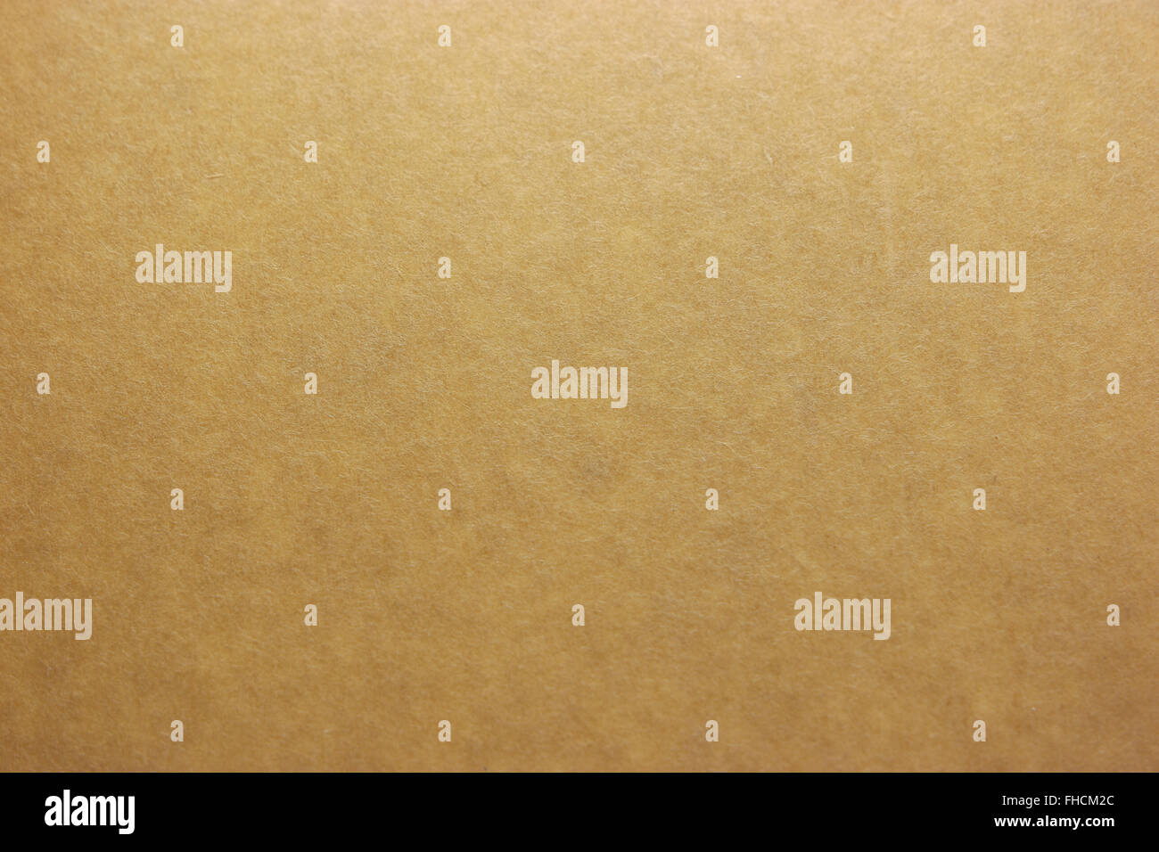 brown paper sheet - Paper texture - Stock Image