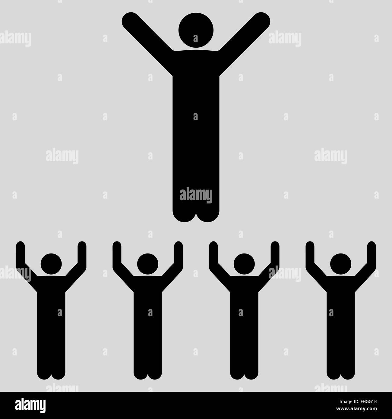 Religion icon - Stock Image