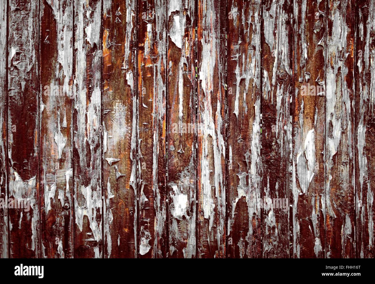 Wood grunge vintage texture background - Stock Image