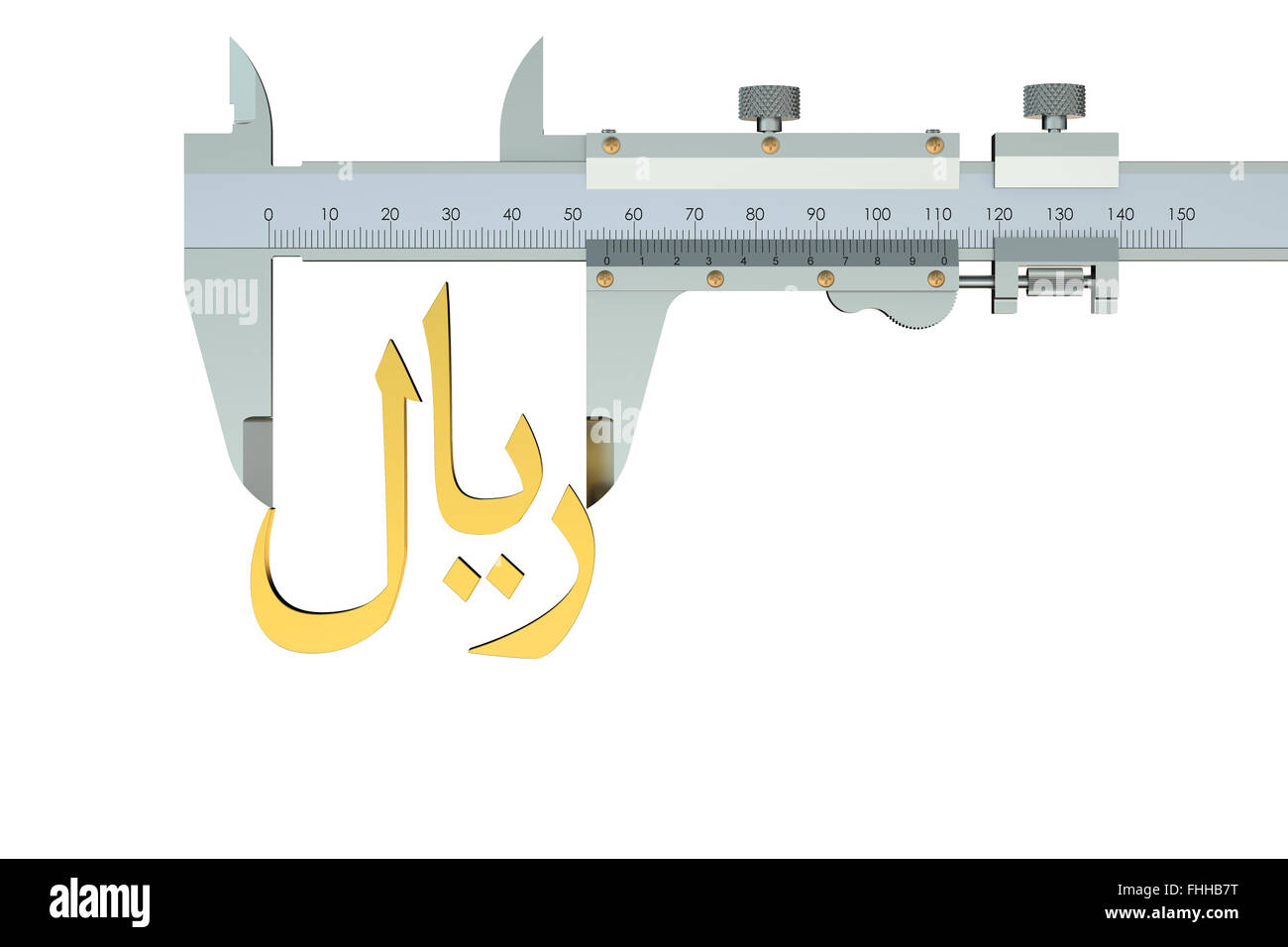 Vernier Scale Stock Photos Images Page 3 Alamy Caliper Diagram Riyal Symbol With Isolated On White Background Image