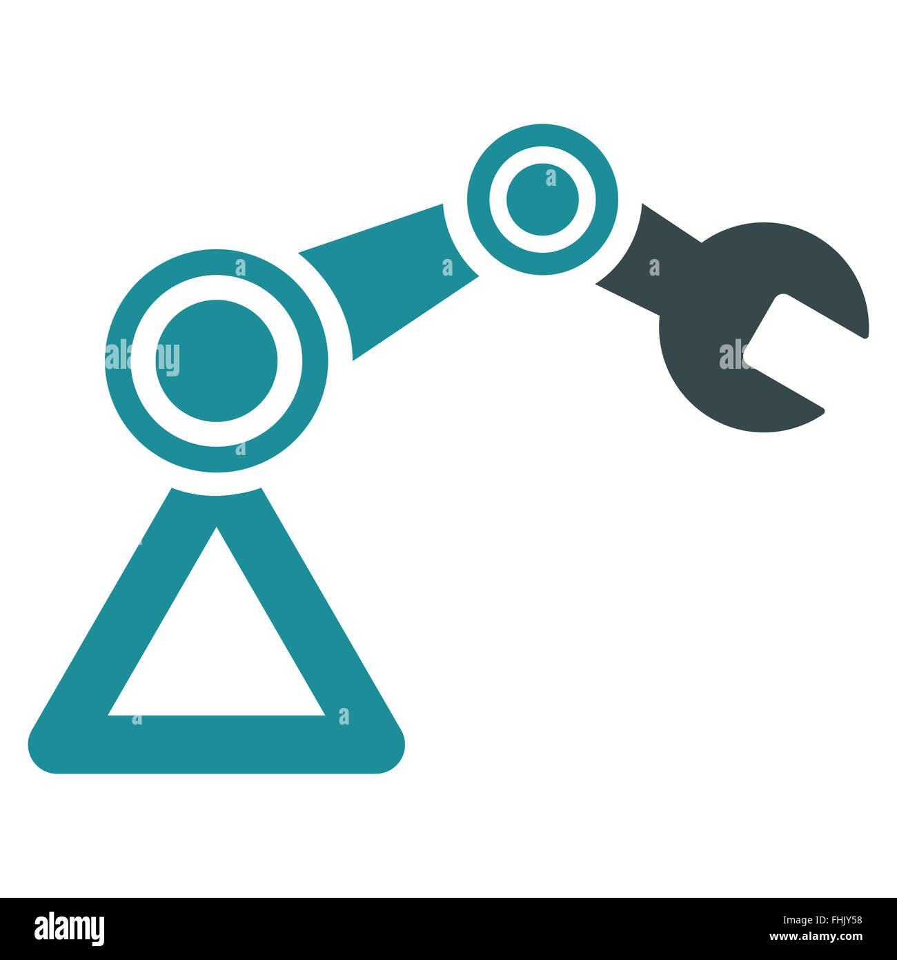 Robotics Icon Stock Photo 96917444 Alamy