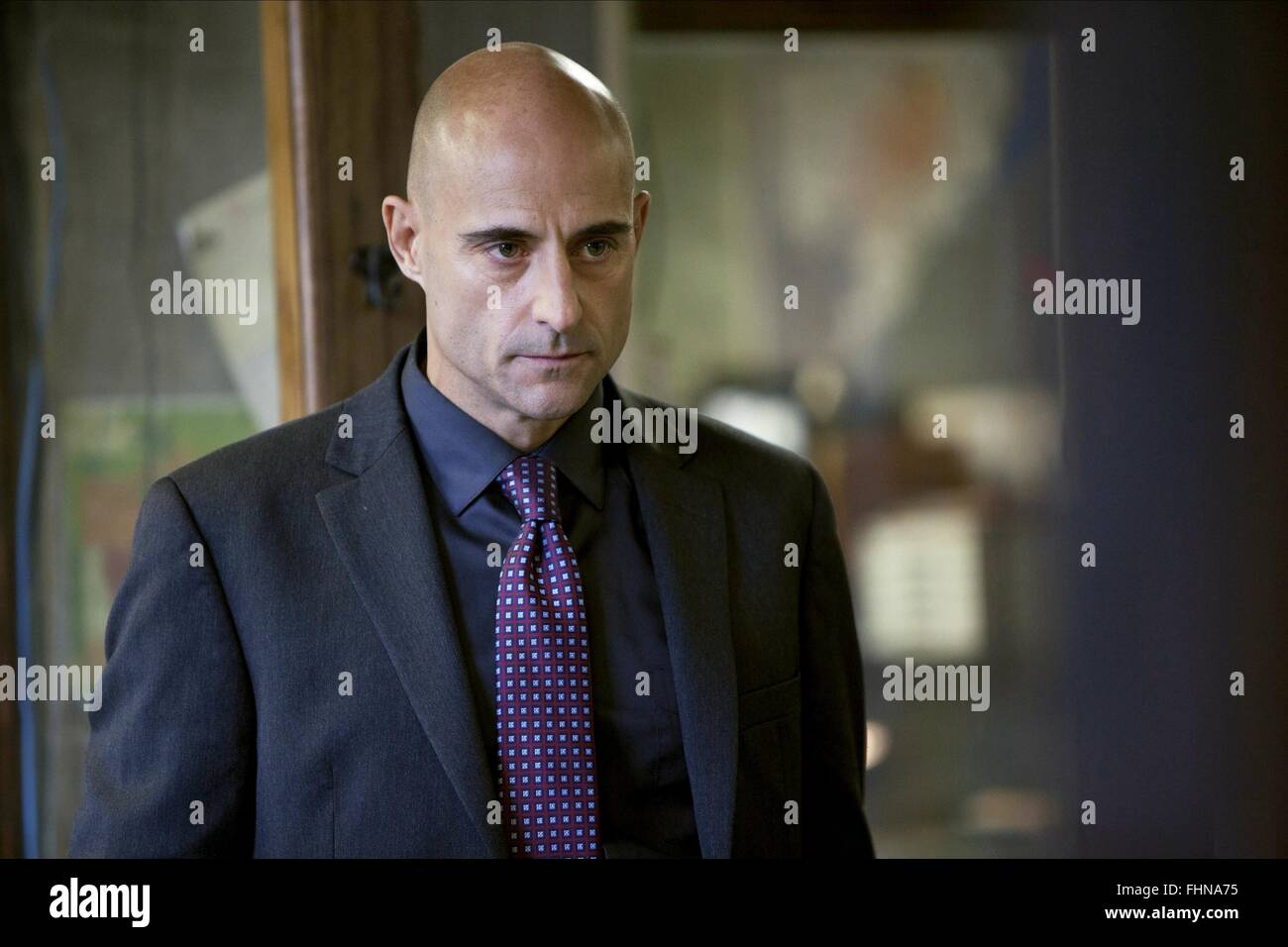 MARK STRONG LOW WINTER SUN (2013) - Stock Image