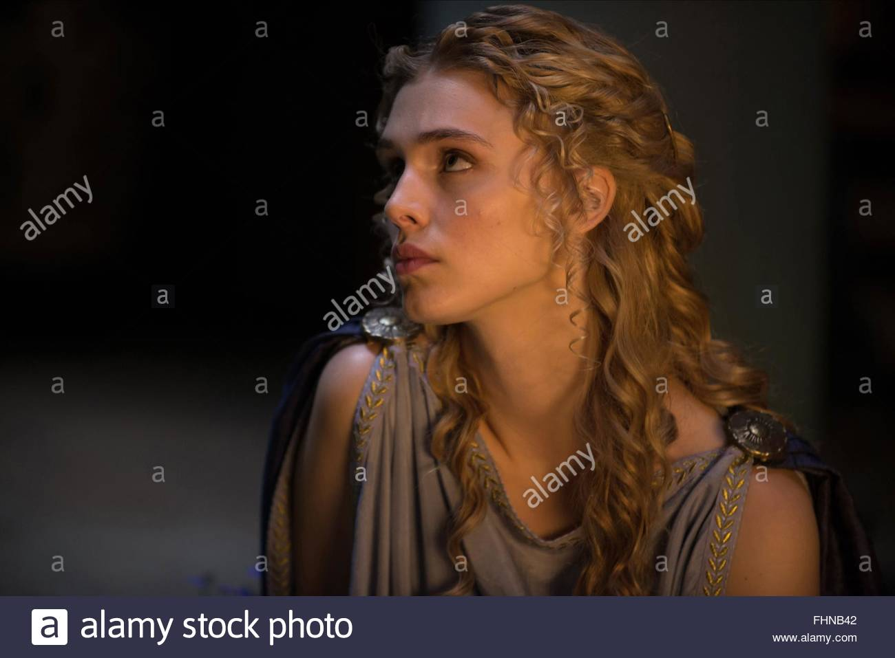 GAIA WEISS THE LEGEND OF HERCULES (2014) - Stock Image