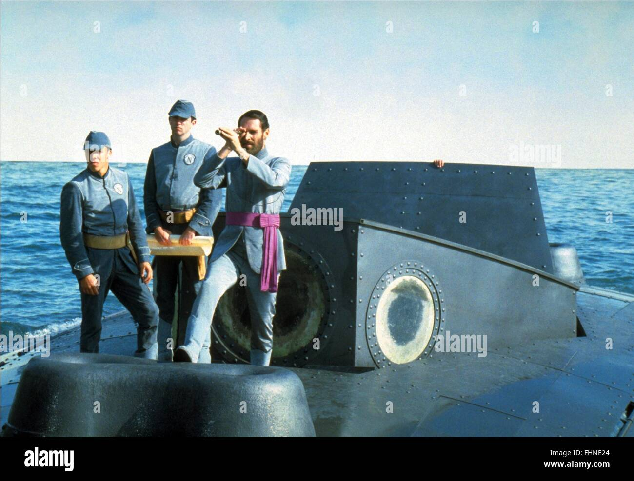 BEN CROSS 20 000 LEAGUES UNDER THE SEA (1997) - Stock Image