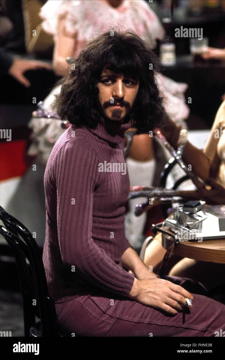 RINGO STARR 200 MOTELS 1971