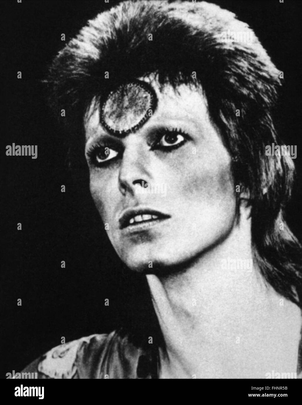 DAVID BOWIE ZIGGY STARDUST AND THE SPIDERS FROM MARS (1973 Stock