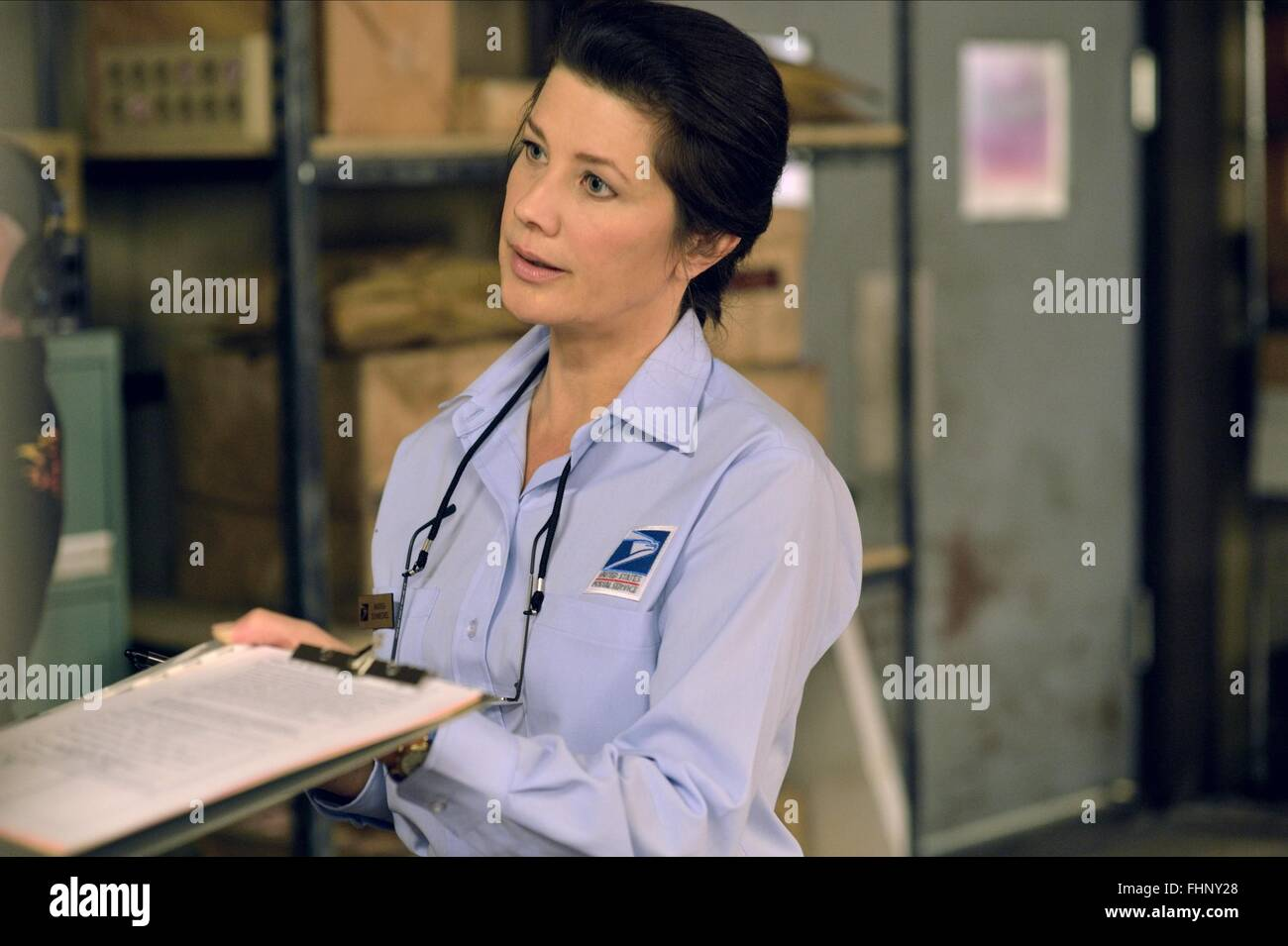 DAPHNE ZUNIGA SIGNED SEALED DELIVERED. (2013) - Stock Image