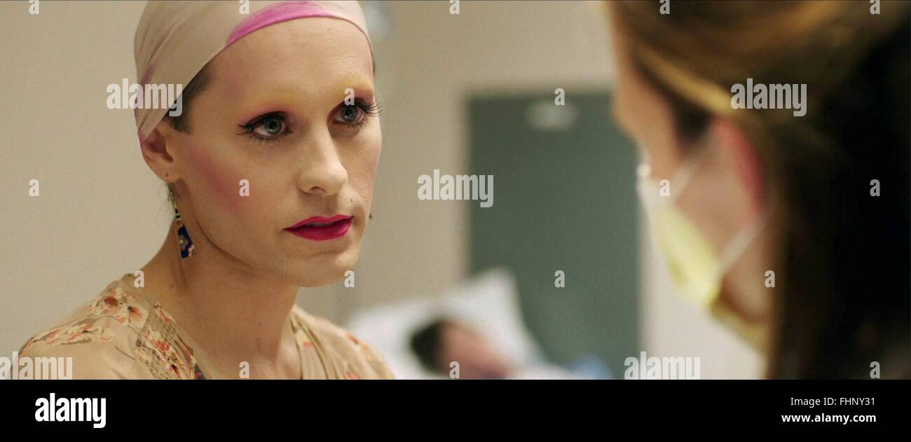 JARED LETO DALLAS BUYERS CLUB (2013) - Stock Image