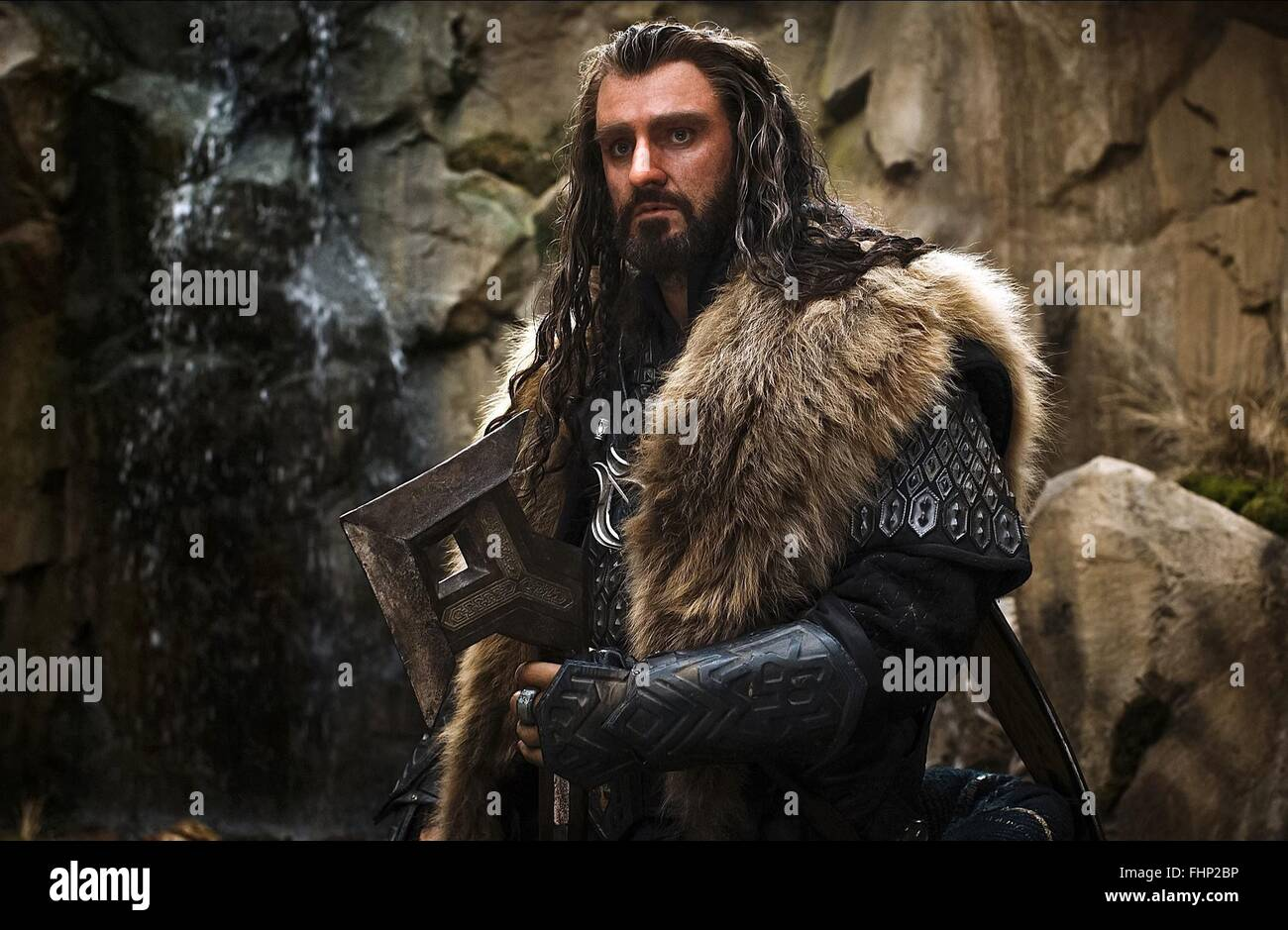 Richard Armitage The Hobbit The Desolation Of Smaug 2013 Stock Photo Alamy