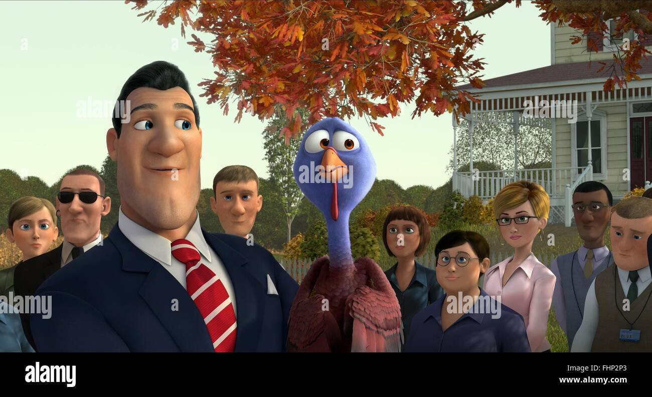 THE PRESIDENT & REGGIE FREE BIRDS (2013) - Stock Image