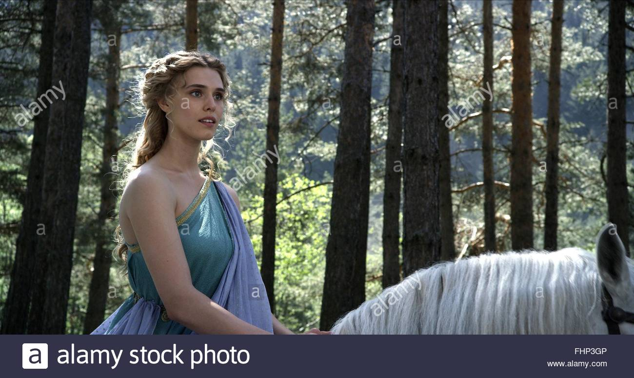 GAIA WEISS THE LEGEND OF HERCULES (2014 Stock Photo: 96986758 - Alamy