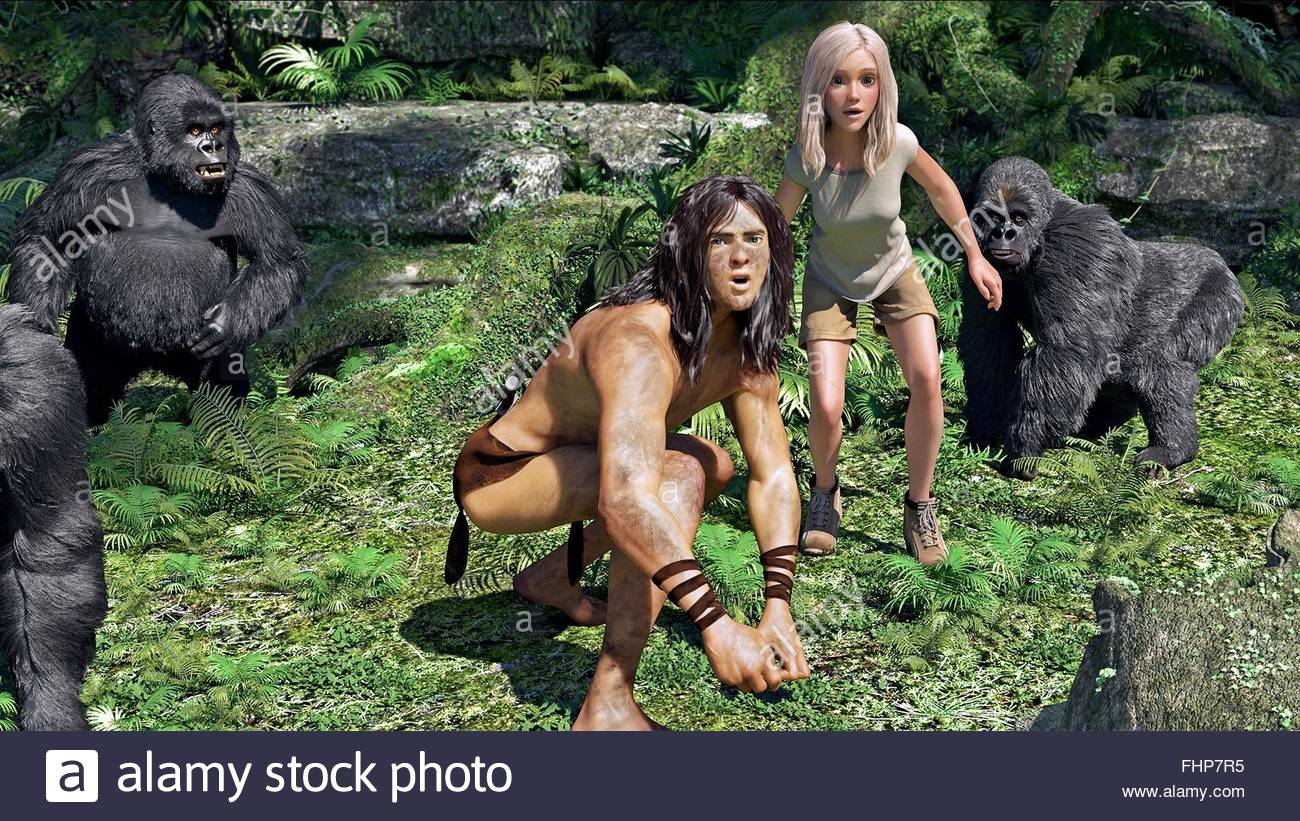 Tarzan and jane erotic