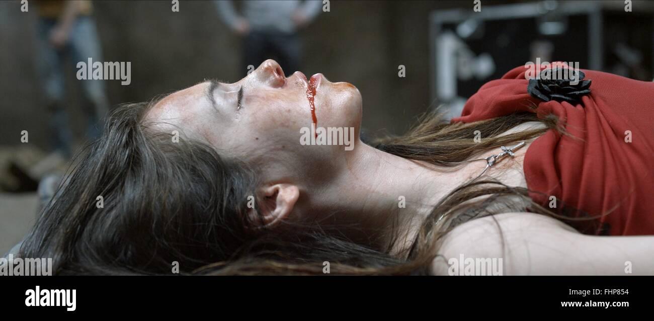 Jemma Dallender I Spit On Your Grave 2 2013 Stock Photo
