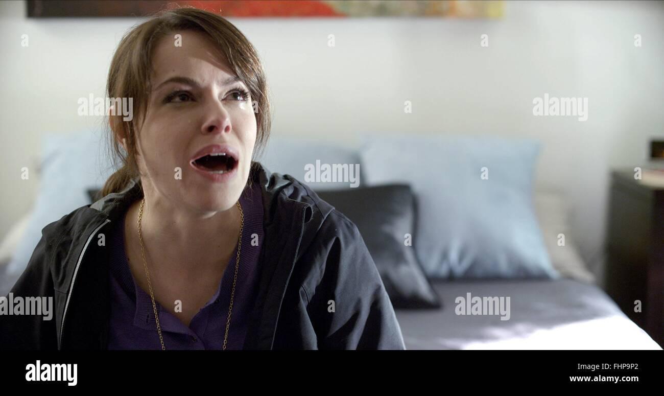 EMILY HAMPSHIRE THE RETURNED (2013) - Stock Image