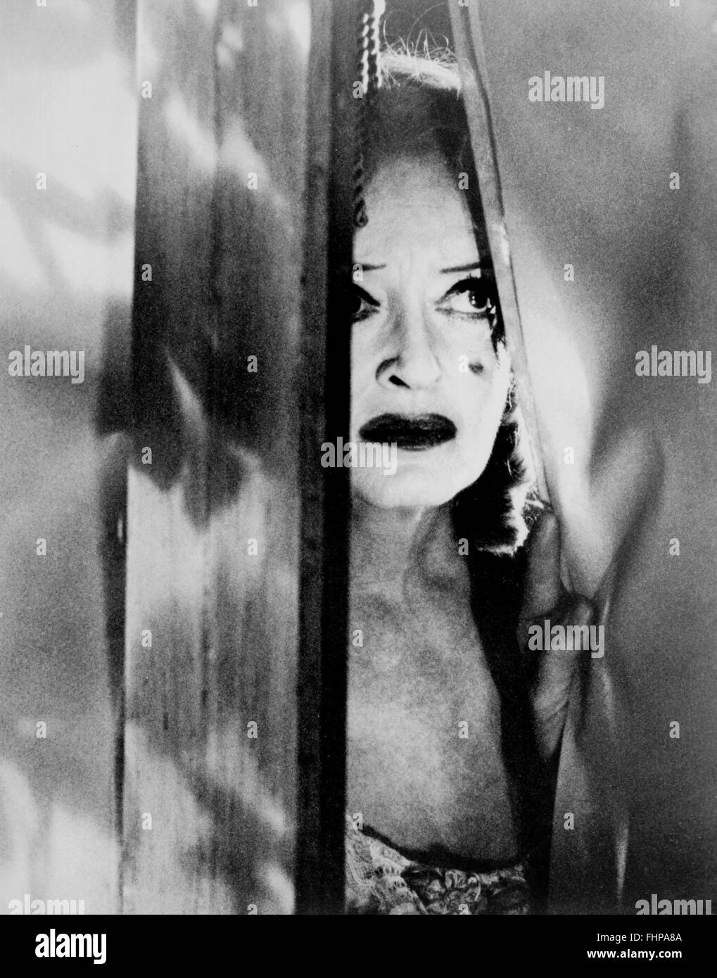 Bette Davis What Ever Happened To Baby Jane 1962 Stock