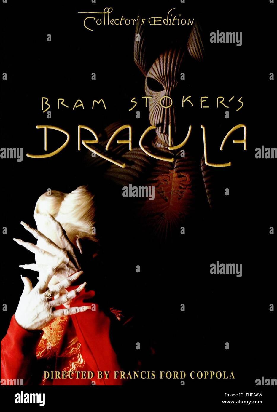 Gary Oldman Poster Dracula Bram Stoker S Dracula 1992 Stock Photo Alamy