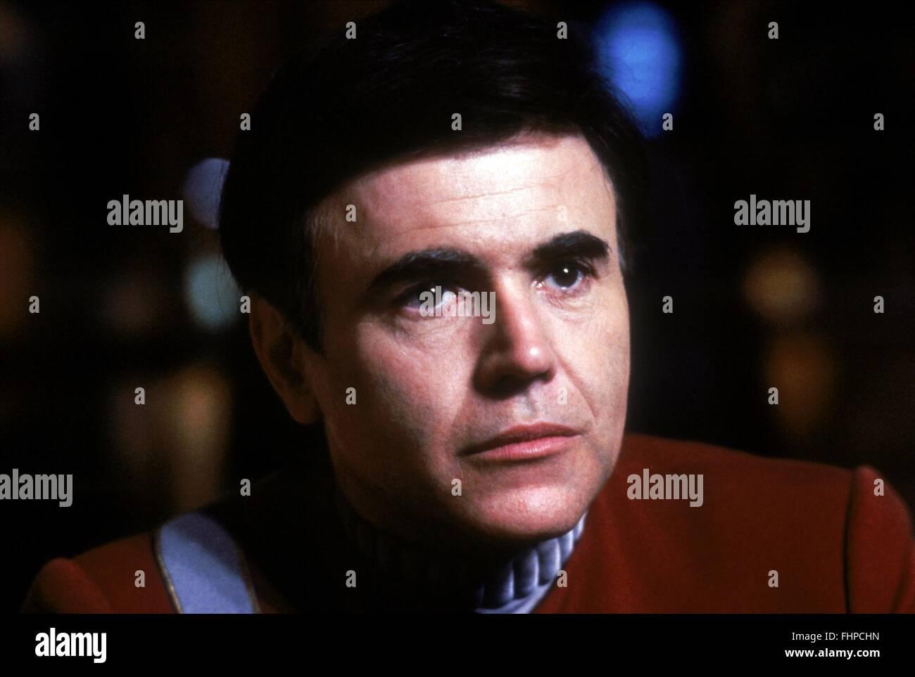 WALTER KOENIG STAR TREK V: THE FINAL FRONTIER (1989) - Stock Image