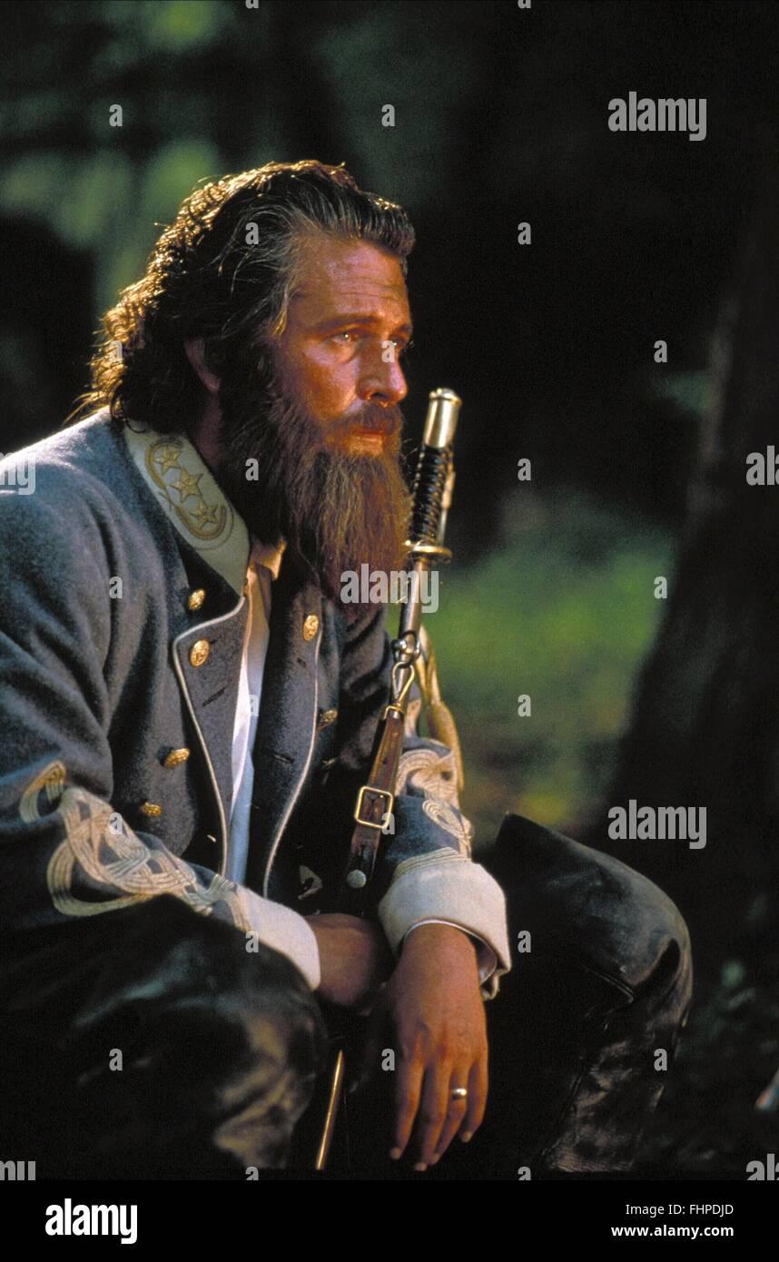 Tom Berenger Gettysburg 1993 Stock Photo Alamy
